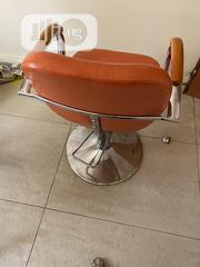 5 Unused Salon Chairs Red | Salon Equipment for sale in Abuja (FCT) State, Central Business District