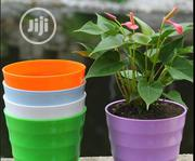 Colourful Glazed Plastic Garden Planter/Container. | Garden for sale in Lagos State, Alimosho