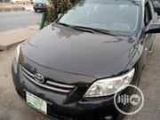 Toyota Corolla 2009 Black   Cars for sale in Lagos State, Surulere