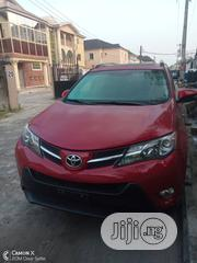 Toyota RAV4 2015 Red | Cars for sale in Lagos State, Lekki Phase 2
