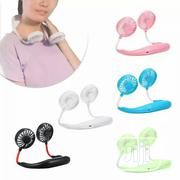 Neck Rechargeable Fan | Home Appliances for sale in Lagos State, Lagos Island
