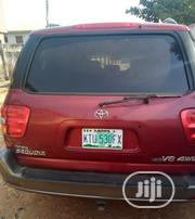 Toyota Sequoia 2004 Red | Cars for sale in Lagos State, Ikeja
