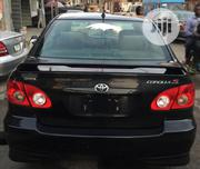 Toyota Corolla 1.8 2008 Black | Cars for sale in Lagos State, Lagos Mainland