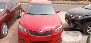 Toyota Camry 2010 Red