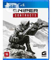 PS4 Sniper Contracts | Video Game Consoles for sale in Lagos State, Lagos Mainland
