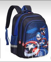 Captain America School Bag | Babies & Kids Accessories for sale in Lagos State, Ikeja