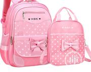 2 In 1 School Bag For Girls | Babies & Kids Accessories for sale in Lagos State, Ikeja