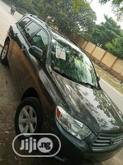 Toyota Highlander 2010 SE Gray | Cars for sale in Lagos State, Lagos Mainland