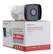 Hikvision 4MP 4mm Outdoor Bullet Camera, H.265+, 30m IR | Security & Surveillance for sale in Lagos State, Ikeja