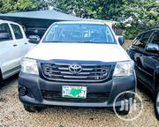 Toyota Hilux 2010 White | Cars for sale in Abuja (FCT) State, Garki 2
