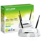 300mbps Wireless N Router TL-WR841ND | Networking Products for sale in Lagos State, Ikeja