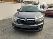 Toyota Highlander 2015 Gray | Cars for sale in Lagos State, Surulere