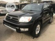 Toyota 4-Runner Limited V6 2005 Black | Cars for sale in Lagos State, Apapa