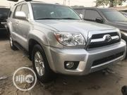 Toyota 4-Runner Limited 2008 Silver | Cars for sale in Lagos State, Apapa