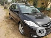Mazda 5 2010 2.5 Sport Automatic Black | Cars for sale in Lagos State, Ikeja