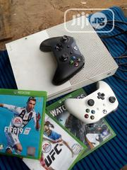 XBOX ONE S/Two Pads | Video Game Consoles for sale in Edo State, Egor