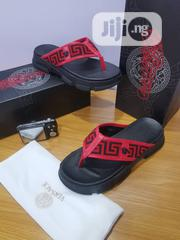 New Original Versace Pam Slippers Triple Sole   Shoes for sale in Lagos State, Lagos Island