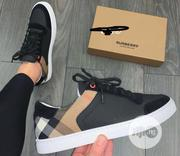 Burberry Designer Sneakers | Shoes for sale in Lagos State, Apapa