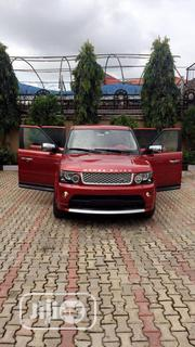 Land Rover Range Rover Sport 2012 Red | Cars for sale in Lagos State, Isolo