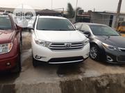 Toyota Highlander 2012 White | Cars for sale in Lagos State, Ajah