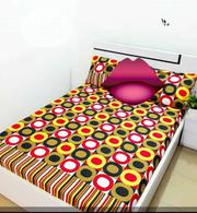 Thick Bedsheet With Pillow Case   Home Accessories for sale in Lagos State, Alimosho
