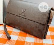 Louis Vuitton (LV) Leather Clutch Bag for Men's | Bags for sale in Lagos State, Lagos Island