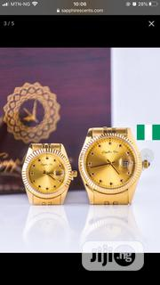Sapphire Chain Time Piece for Women | Watches for sale in Delta State, Uvwie