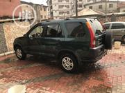 Honda CR-V 2004 LX 4WD Green | Cars for sale in Lagos State, Surulere