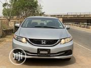 Honda Civic 2015 Silver | Cars for sale in Abuja (FCT) State, Central Business District