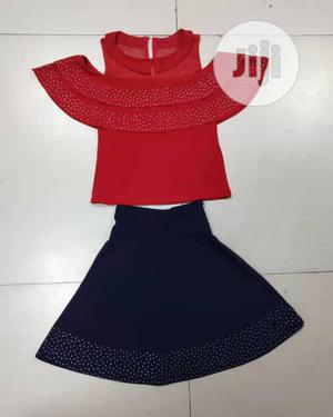 Quality Skirt And Tops For Your Baby Girl.