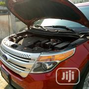 Ford Explorer 2013 Red   Cars for sale in Lagos State, Ajah