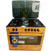 Brand New Gas Maxi Cooker 4 Gas By 2 Eletric Auto-iginition ( Italy ) | Kitchen Appliances for sale in Lagos State, Ikoyi