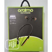 Oraimo Wireless Bluetooth Neckband Earphones | Headphones for sale in Lagos State, Ikeja