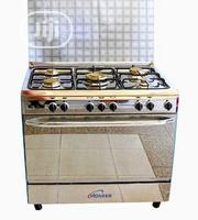 Italy Product ) Maxi Standing Cooker Gad 4 by 2 Auto Iginition + Oven | Kitchen Appliances for sale in Lagos State, Ojo