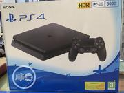 Sony Playstation 4 Slim Console 500gb | Video Game Consoles for sale in Abuja (FCT) State, Wuse 2