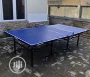 Standard Durable Outdoor Table Tennis Board   Sports Equipment for sale in Lagos State, Lagos Mainland
