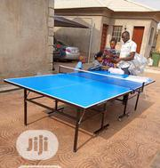 Standard Durable Outdoor Table Tennis Board With Bats and Balls | Sports Equipment for sale in Ogun State, Ijebu Ode