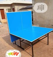 High Quality Waterproof Outdoor Table Tennis Board With Bats and Ball | Sports Equipment for sale in Ogun State, Abeokuta North