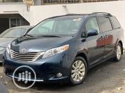 Toyota Sienna 2011 XLE 7 Passenger Blue   Cars for sale in Lagos State, Ikeja