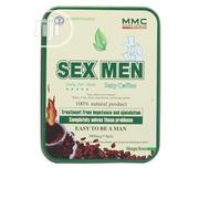 Mmc Sexmen Erection Coffee,For Real/Strong Men | Sexual Wellness for sale in Lagos State, Lagos Mainland
