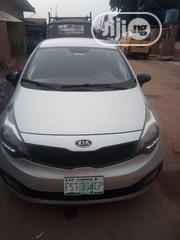 Kia Rio 2014 Silver | Cars for sale in Lagos State, Agege