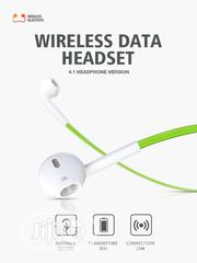 Wireless Bluetooth Headset | Accessories for Mobile Phones & Tablets for sale in Lagos State, Lekki Phase 1