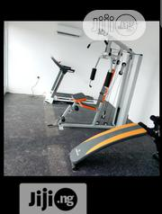 American Fitness Brand, 2.5hptreadmill,Multistationgym Sit Up Bench | Sports Equipment for sale in Lagos State, Surulere
