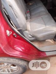 Honda Pilot 2004 LX 4x4 (3.5L 6cyl 5A) Red | Cars for sale in Lagos State, Mushin