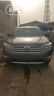 Toyota Highlander 2013 Gray | Cars for sale in Oyo State, Ibadan
