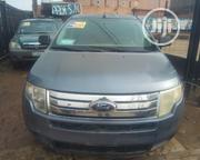 Ford Edge 2007 SE 4dr AWD (3.5L 6cyl 6A) Blue | Cars for sale in Lagos State, Egbe Idimu