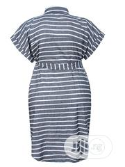 Plus Size Striped Dress | Clothing for sale in Lagos State, Lagos Mainland