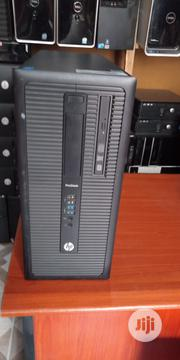 Desktop Computer HP ProDesk 600 8GB Intel Core i5 HDD 500GB | Laptops & Computers for sale in Lagos State, Ojo