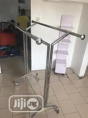 Double Standing Hanger With Rollers | Home Accessories for sale in Lagos State, Lagos Island