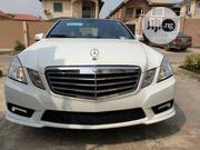 Mercedes-Benz E350 2010 White | Cars for sale in Lagos State, Ikeja